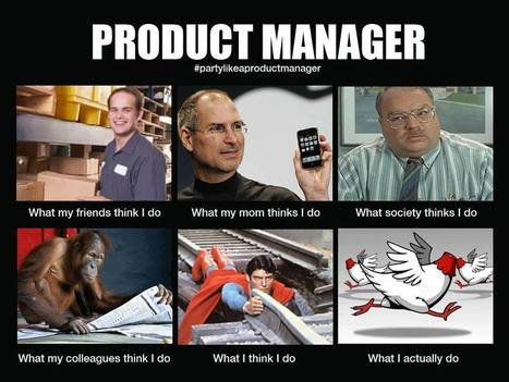 What a Product Manager does…