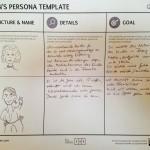 User Persona Template - Roman Pichler