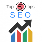 Top 5 tips for SEO