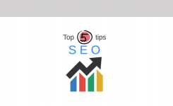 Updated – Top 5 tips for SEO Success 2017